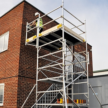 Cantilever Scaffold Tower Hire London