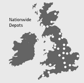 Nationwide Depots