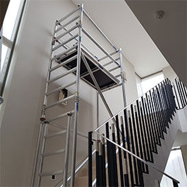 Stair Scaffold Tower