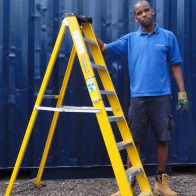 GRP Ladder Hire