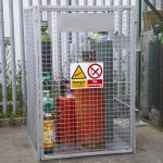 Gas Cage Hire