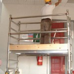 Roomate Scaffold Tower Hire