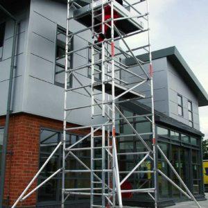Boss Aluminium Scaffold Tower Hire