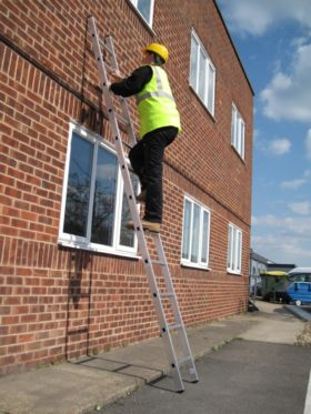 Extension Ladder Hire