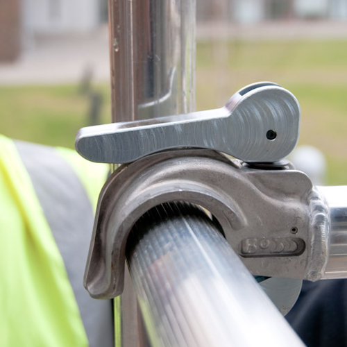 Boss cam lock advance guardrail for hire from £