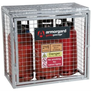 Gas Cage Slim Line Hire