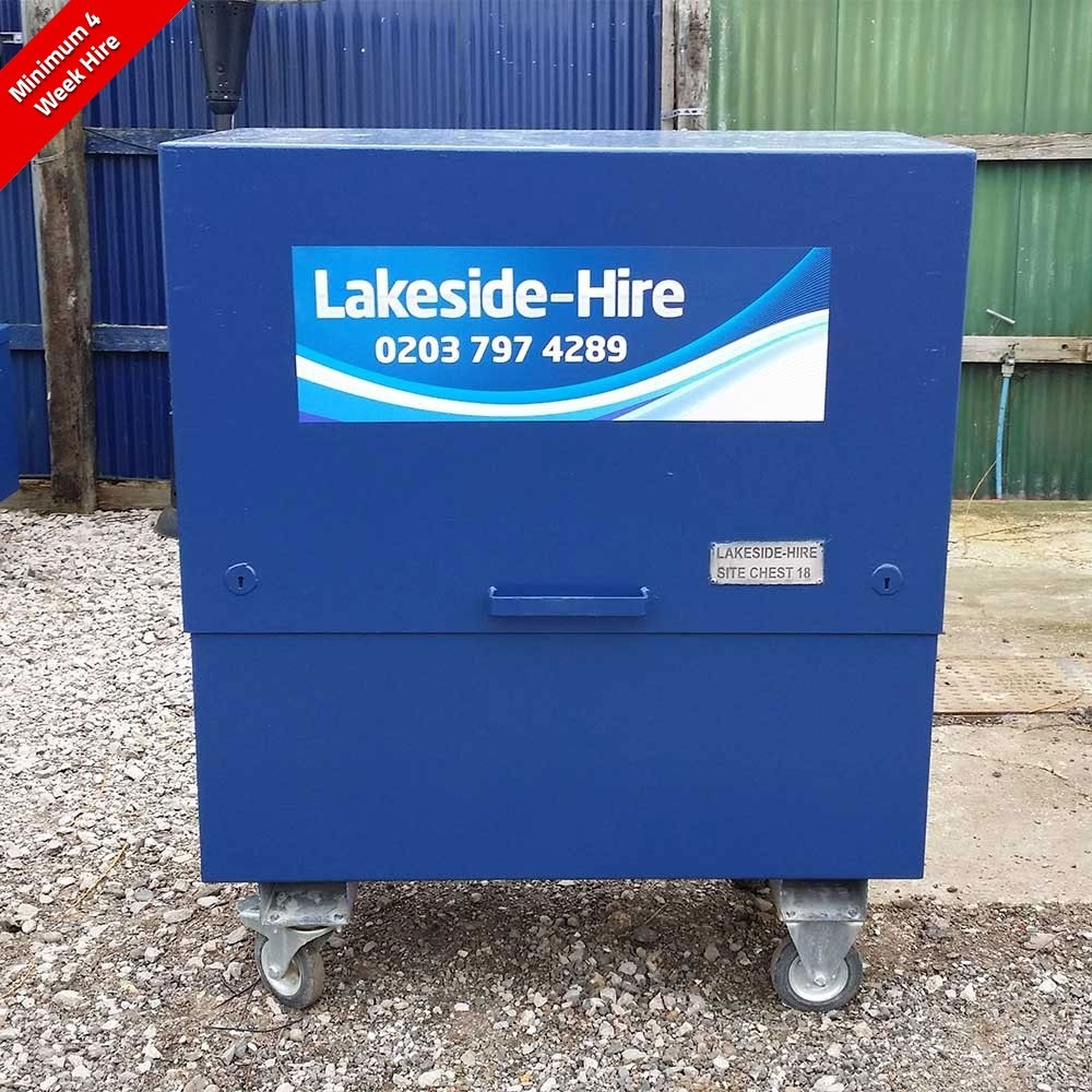 Site Chest Hire