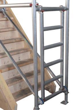 Stair Tower Ladder