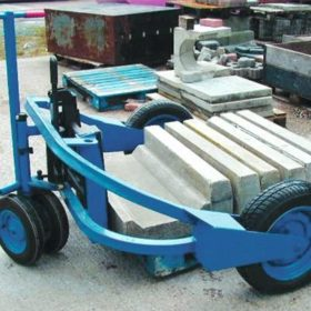 All Terrain Pallet Truck Hire