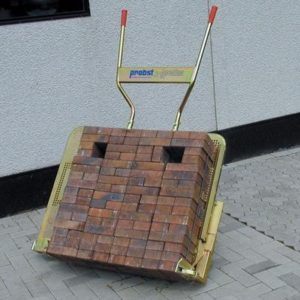 Block Transport Cart Hire