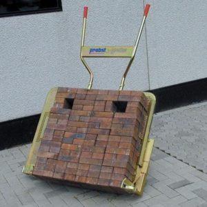 Block Transport Cart Hire