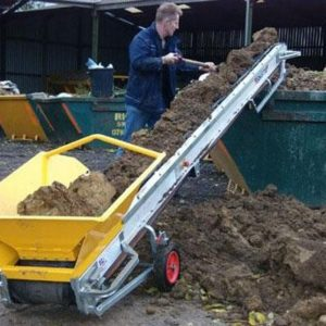 Mace Shifta Conveyor Hire