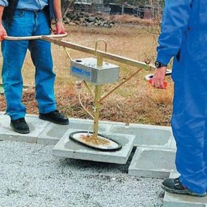 Vacuum Slab Lifter Battery Hire