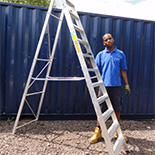 Ladder Hire - Lakeside-Hire