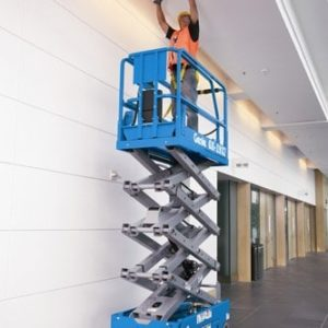 32' Electric Scissor Lift Hire