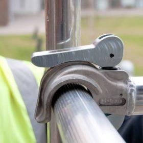Boss-Cam-Lock Advanced Guardrail Hire
