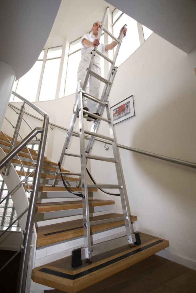Combination Ladder Hire