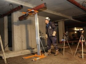 Compact Material Lift Hire