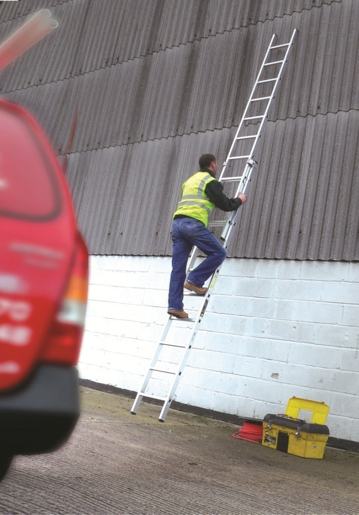 Extension Ladder Hire Nationwide