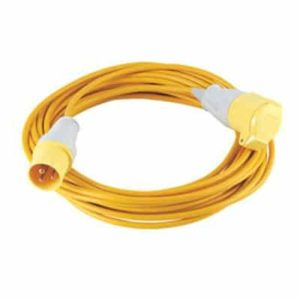 Extension Lead Hire - 110V - 16A