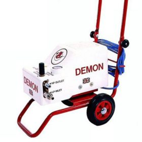 Jet Washer Hire