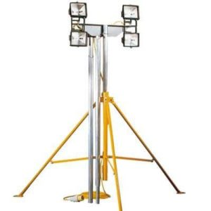 Lighting Mast Hire In