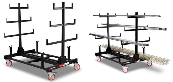 Pipe Rack Hire