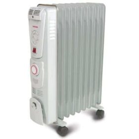 Oil Filled Radiator Electric Hire In