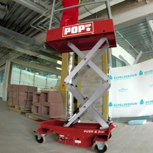 Pop Up Scissor Lift Hire In