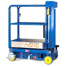 Power Tower Nano Hire In