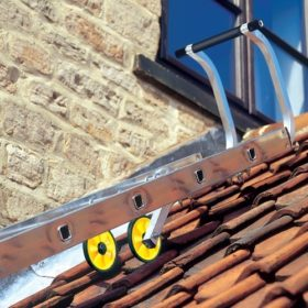 Roof Ladder Hire In