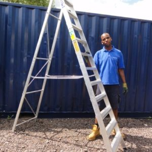 Step Ladder Hire In
