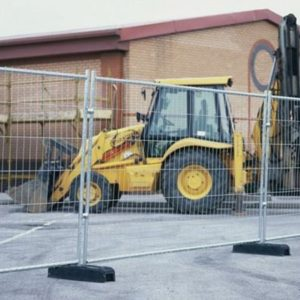 Security Fencing For Hire