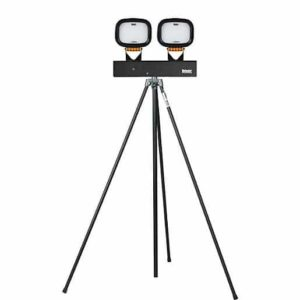 Twin LED Tripod Floodlight Hire