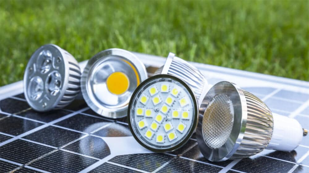 LED lighting improves working condition
