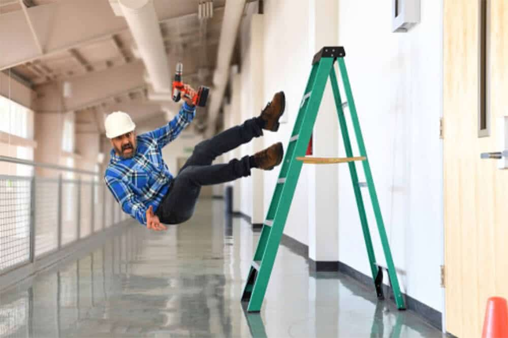 Ladder Accidents are Preventable