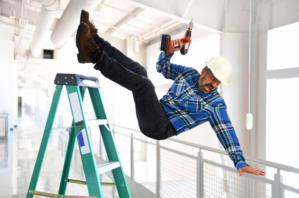 Potential Deadly Ladder Accidents